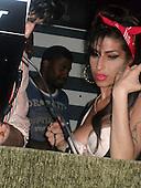 EDBIMAGEARCHIVE-LA-AMY WINEHOUSE DJING-06-07-10