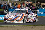 Porsche Carrera Cup GB Rds 16 & 17.  Knockhill, Scotland 2008