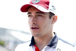 June 7, 2018 - Montreal, Canada - Motorsports: FIA Formula One World Championship 2018, Grand Prix of Canada, #16 Charles Leclerc (MON Alfa Romeo Sauber F1 Team) (Credit Image: © Hoch Zwei via ZUMA Wire)