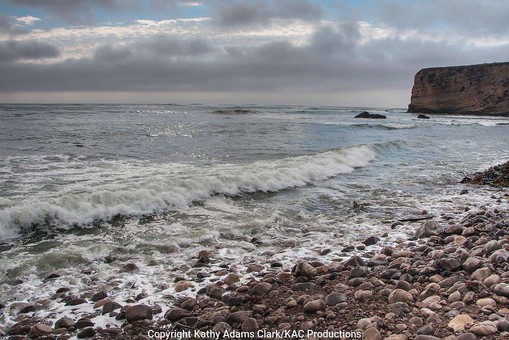 Northern California coast.