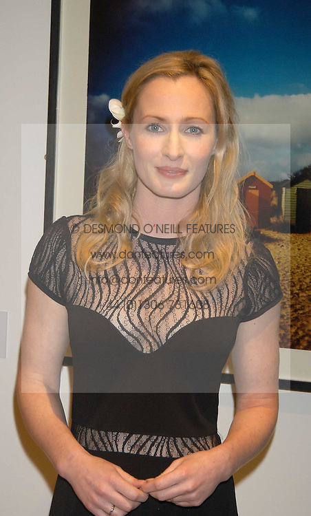 Actress GENEVIEVE O'REILLY  at an after show party following the opening of the Old Vic's production of Richard 11 held at the City Inn, 30 John Islip Street, London W1 on 5th October 2005.<br />