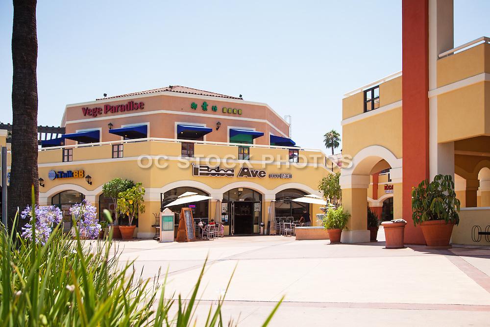 San Gabriel Square Plaza