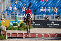 Sternlicht Adrienne, USA, Cristalline<br /> World Equestrian Games - Tryon 2018<br /> © Hippo Foto - Dirk Caremans<br /> 23/09/2018