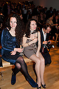 SARI EASTON; LAURETTA LEWIS, TODÕS Art Plus Drama Party 2011. Whitechapel GalleryÕs annual fundraising party in partnership. Whitechapel Gallery. London. 24 March 2011.  with TODÕS and supported by HarperÕs Bazaar-DO NOT ARCHIVE-© Copyright Photograph by Dafydd Jones. 248 Clapham Rd. London SW9 0PZ. Tel 0207 820 0771. www.dafjones.com.<br /> SARI EASTON; LAURETTA LEWIS, TOD'S Art Plus Drama Party 2011. Whitechapel Gallery's annual fundraising party in partnership. Whitechapel Gallery. London. 24 March 2011.  with TOD'S and supported by Harper's Bazaar-DO NOT ARCHIVE-© Copyright Photograph by Dafydd Jones. 248 Clapham Rd. London SW9 0PZ. Tel 0207 820 0771. www.dafjones.com.