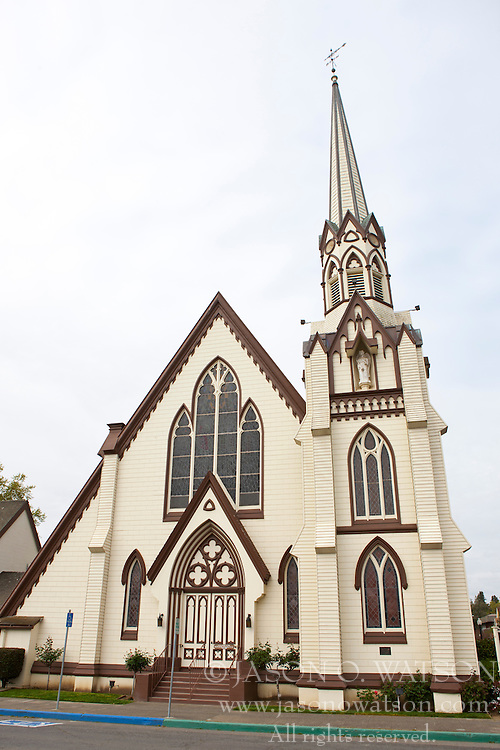 First Presbyterian Church, Napa, California, United States of America