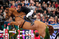 Kölz Michael, GER, DSP Anpowikapi<br /> Leipzig - Partner Pferd 2019<br /> © Hippo Foto - Stefan Lafrentz