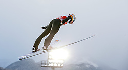 27.12.2014, Schattenbergschanze, Oberstdorf, GER, FIS Ski Sprung Weltcup, 63. Vierschanzentournee, Training, im Bild Thomas Diethart (AUT) //Thomas Diethard of Austria// during practice Jump of 63 rd Four Hills Tournament of FIS Ski Jumping World Cup at the Schattenbergschanze, Oberstdorf, Germany on 2014/12/27. EXPA Pictures © 2014, PhotoCredit: EXPA/ Peter Rinderer
