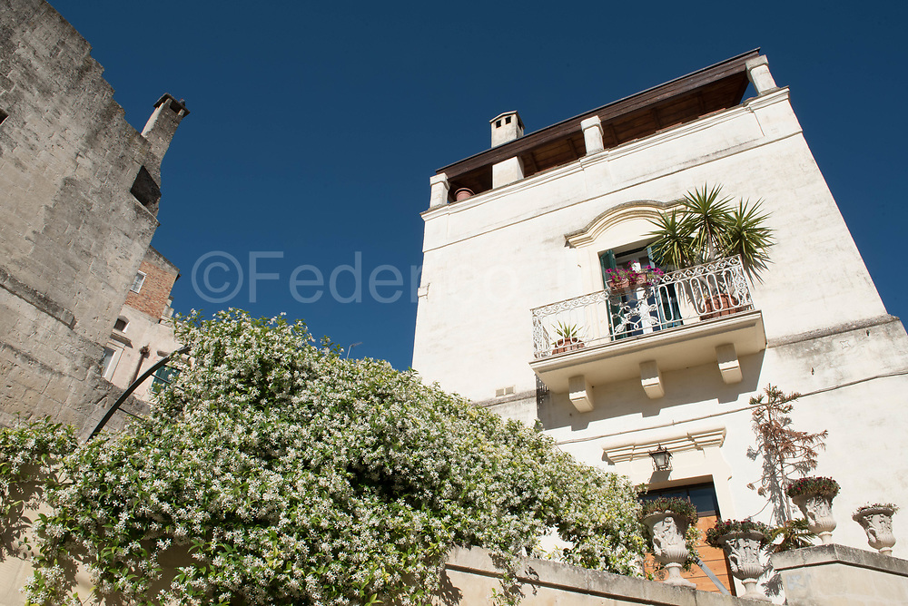 """The Sassi are the ideal place for the """"spreaded"""" hotel, small, elegant hotels or bed and breakfasts from old houses"""