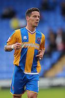 Ian Black of Shrewsbury Town