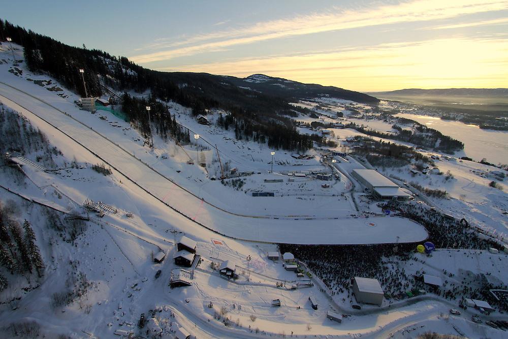 Vikersund aerial 2012