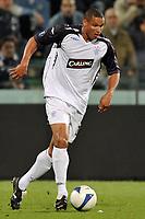 """Daniel Cousin (Rangers)<br /> Firenze 1/5/2008 Stadio """"Artemio Franchi"""" <br /> Uefa Cup 2007/2008 Semifinals - Semifinale second Leg<br /> Fiorentina Rangers Glasgow (0-0) (2-4 a.p.)<br /> Foto Andrea Staccioli Insidefoto"""