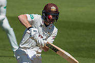 5 May 2018 - Surrey v Worcestershire- Specsavers County Championship, day two.