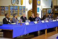 Over 100 residents  attended a forum at the Mare Island Museum Thursday October 6th to listen to the candidates for Vallejo City Council and Mayor express their views on Mare Island issues.