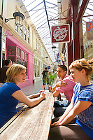 High Street Arcade<br /> Shopping<br /> Cardiff<br /> South<br /> Towns &amp; Villages