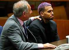 Chris Brown Court Appearances
