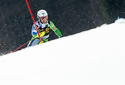 SPIK Jakob of Slovenia during the Audi FIS Alpine Ski World Cup Men's Slalom 58th Vitranc Cup 2019 on March 10, 2019 in Podkoren, Kranjska Gora, Slovenia. Photo by Matic Ritonja / Sportida