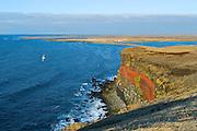 Rauðinúpur in Northeast Iceland (Norðausturland).
