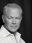Neal McDonough photographed for Venice Magazine in Los Angeles, CA