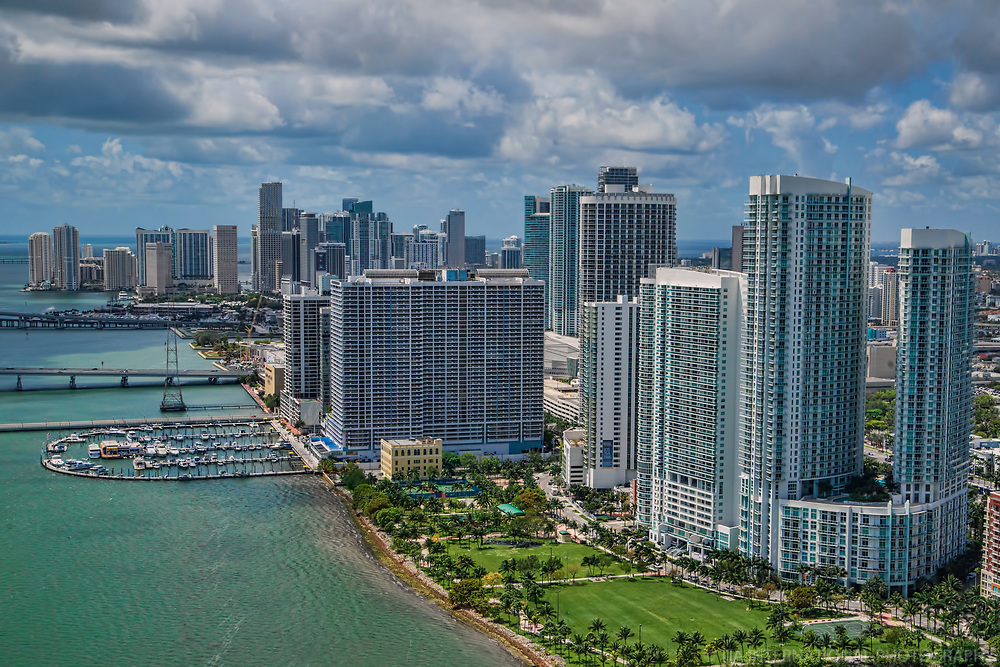 Edgewater District & Downtown Miami
