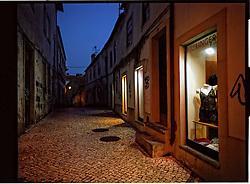 Aveiro, Portugal.<br /> Sunset in Aveiro<br /> &copy;Carmen Secanella