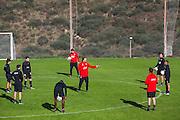 ESTEPONA - 05-01-2016, AZ in Spanje 5 januari, AZ trainer John van den Brom