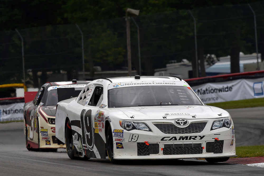 15-16 August, 2014, Lexington, Ohio USA<br /> Mike Bliss, Ty Dillon<br /> &copy;2014, Scott R LePage <br /> LAT Photo USA