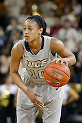 January 13, 2011: Central Florida guard Aisha Patrick (10) during second half Conference USA NCAA basketball game action between the UAB Blazers and the Central Florida Knights, Central Florida defeated UAB 65-55 at the UCF Arena Orlando, Fl.
