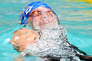 Belo Horizonte_MG, Brasil...Nadador Svetlana Karpeeva, da Russia, na prova de 100m medley, durante a  ultima etapa da Copa do Mundo de Natacao 2006 em Belo Horizonte...The swimmer Svetlana Karpeeva, of Russia, in the 100m medley, during the last stage of the Swimming World Cup 2006 in Belo Horizonte...Foto: LEO DRUMOND / NITRO..