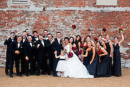 Group Photos at Houston Station (Pre-Ceremony) | Mary & Brian