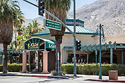 LG's Prime Steakhouse on Palm Canyon Drive Downtown Palm Springs