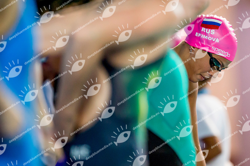 EFIMOVA Yuliya RUS<br /> 200 Breaststroke Women Final<br /> Mare Nostrum 2017<br /> Monaco, Principality of Monaco <br /> Day02 11-06-2017<br /> Photo Andrea Masini/Deepbluemedia/Insidefoto