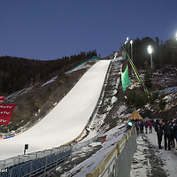 OLYMPUS DIGITAL CAMERA World Cup 2016 Skijumping at the worlds´ longest hill in Vikersund. The competition was during the period 11th to 14 February 2016.