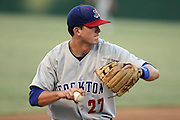 Ryon Healy Stockton Ports - August 2014 - Lake Elsinore/Rancho Cucamonga Series