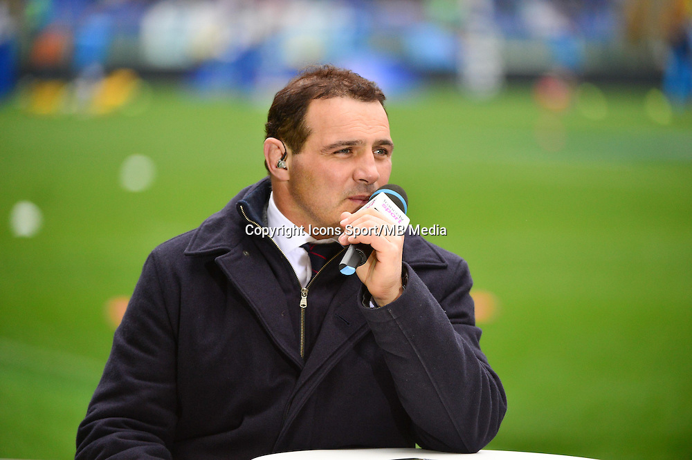 Raphael IBANEZ - 15.03.2015 - Rugby - Italie / France - Tournoi des VI Nations -Rome<br /> Photo : David Winter / Icon Sport
