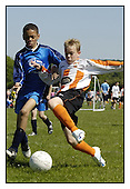 Basingstoke Colts FC Tournament. Sat 3-6-2006. Afternoon Boys