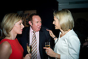 ANDREA CATHERWOOD; ANDREW NEIL; EMILY MAITLIS; Master and Commanders by Andrew Roberts book launch. Sotheby's Bond Street . London. 13 October 2008 *** Local Caption *** -DO NOT ARCHIVE -Copyright Photograph by Dafydd Jones. 248 Clapham Rd. London SW9 0PZ. Tel 0207 820 0771. www.dafjones.com