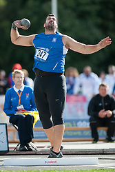 NIKOLAIDIS Efstatios, 2014 IPC European Athletics Championships, Swansea, Wales, United Kingdom