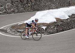 23.05.2017, Bormio, ITA, Giro d Italia 2017, 16. Etappe, Rovetta nach Bormio, im Bild Georg Preidler (AUT, Team Sunweb) // Georg Preidler (AUT, Team Sunweb) during the 16th stage of the 100th Giro d' Italia cycling race from Rovetta to Bormio, in Bormio Italy on 2017/05/23. EXPA Pictures © 2017, PhotoCredit: EXPA/ R. Eisenbauer
