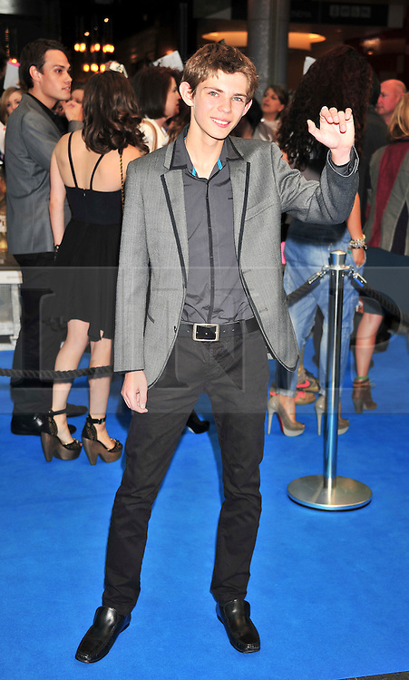 "© licensed to London News Pictures. London, UK  12/05/11 Robbie Kay attends the UK premiere of Pirates of the Carribean 4 ""on Stranger Tides"" at Londons Westfield . Please see special instructions for usage rates. Photo credit should read AlanRoxborough/LNP"