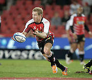 JOHANNESBURG, SOUTH AFRICA - 23 April 2011: Jano Vermaak of the Lions during the Super Rugby Match between the MTN Lions and the Chiefs held at Coca Cola Park Stadium, Johannesburg, South Africa. Photo by Dominic Barnardt