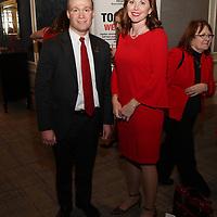Peter Neidorff, Julie Reed