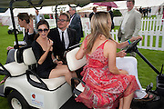ANNA FRIEL; DAVID  THEWLIS, Cartier International Polo Day at the Guards Polo Club. Windsor. July 26  2009