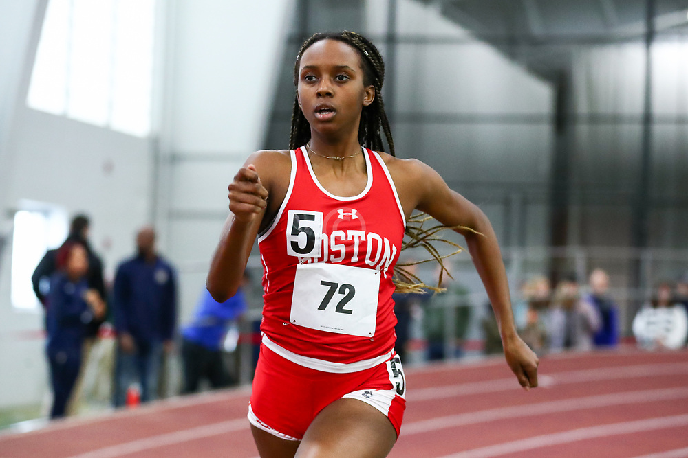 Boston University Scarlet and White<br /> Indoor Track & Field, Bruce LeHane