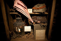 "The Monstors book of Monstors at the ""Harry Potter"" exhibition at Discovery Times in New York. ..Photo by Robert Caplin."