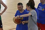 DESCRIZIONE : Alba Adriatica Nazionale Femminile Allenamento con i ragazzi di Special Crabs<br /> GIOCATORE : Licia Corradini<br /> SQUADRA : Nazionale Italia Donne<br /> EVENTO : Raduno Collegiale Nazionale Femminile <br /> GARA : <br /> DATA : 23/05/2009 <br /> CATEGORIA : <br /> SPORT : Pallacanestro <br /> AUTORE : Agenzia Ciamillo-Castoria/C.De Massis