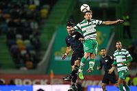 Adrien Silva / Joao Pedro - 14.12.2014 - Sporting / Moreirense - Liga Sagres<br />Photo : Carlos Rodrigues / Icon Sport