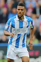Huddersfield Town's Elias Kachunga