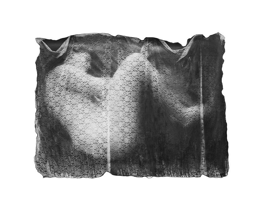 Rachel Liu<br /> Title: Untitled, from &quot;lascio chi'io pianga&quot; <br /> Medium: Manipulated Silver Gelatin Mural Print