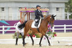Trabert, Angelika, Ariva-Avanti<br /> London Paralympics 2012<br /> Grade II<br /> © www.sportfotos-lafrentz.de/ Stefan Lafrentz