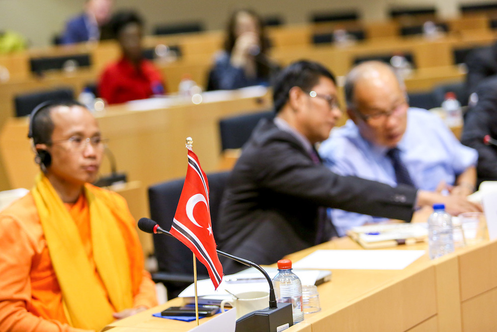 Conference ' Towards Regional Cooperation ? - Prospects for Minority and Indigenous Rights in South East Asia '